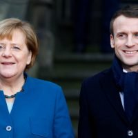 French, German leaders try to re-energize embattled EU project
