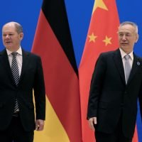Germany, China pledge to open markets, deepen financial cooperation
