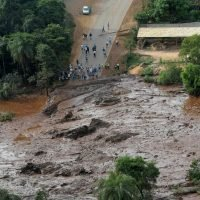 Hundreds missing in Brazil after Vale tailings dam breaks, area evacuated