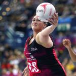 Cat Tuivaiti's Netball masterclass with Tamsin Greenway