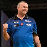 Mark McGeeney and Scott Baker win two-year PDC Tour Cards