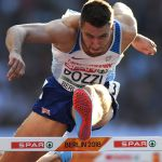 GB hurdler Andrew Pozzi ruled out of indoor campaign with quad injury
