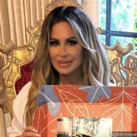 Kim Zolciak's New Lip Is So Big It Looks Almost Explode