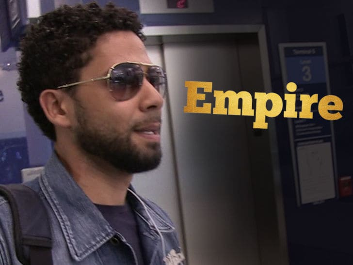 Jussie Smollett's 'Empire' Role Slashed in Wake Of 'Attack' Scandal