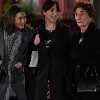 EastEnders fans baffled as Dot is missing from friend Dr Legg's funeral
