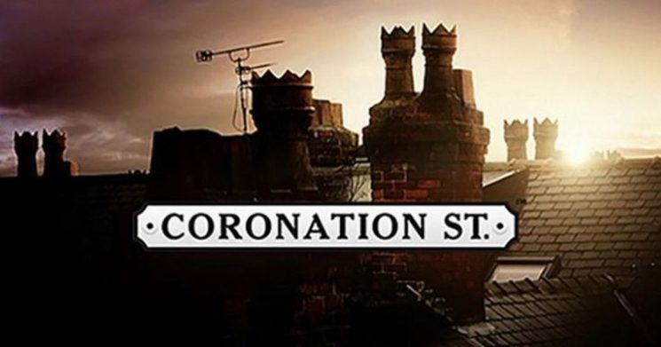 Corrie favourite pictured filming first scenes after two years away from soap