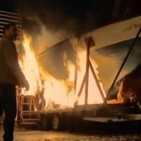 Corrie fans are convinced who burned Peter's boat and who will be blamed