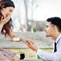 'Perfect engagement ring' revealed just in time for Valentine's Day