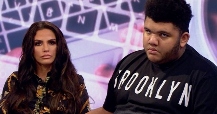 Katie Price admits she's considering residential care for Harvey for first time