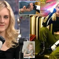 Teen, 13, reveals how she's become a make-up expert with bionic hands