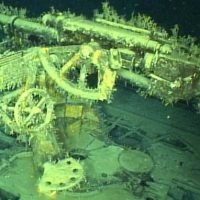 WWII submarine is being eaten by bacteria from oil spill in 2010