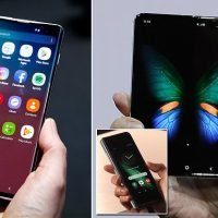Samsung just unveiled a FOLDABLE phone