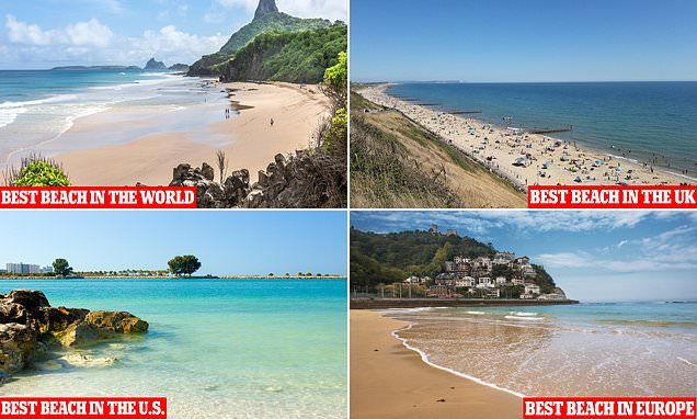 TripAdvisor names the best beaches in the world for 2019