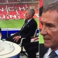 Souness loses cool on air with Sky Sports host David Jones