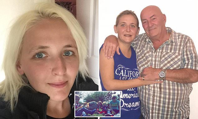 Mother-of-two, 25, reveals how she fell for bus driver, 62