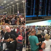 Hundreds of British tourists stranded Asia after flights cancelled