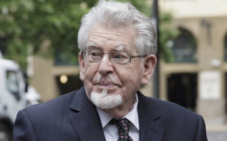 Police investigate after sex offender Rolf Harris enters British school