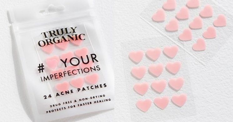 Show Your Skin Some Love on Valentine's Day With These Heart-Shaped Acne Patches