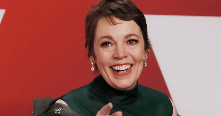 Olivia Colman is a rags to riches Oscars story – and she's set to get £25million