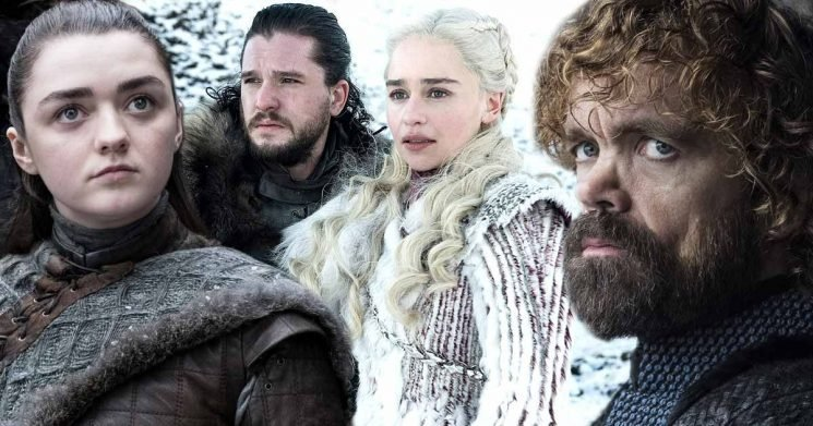 "Game of Thrones season 8 ending is ""emotionally thrilling"" teases HBO boss"