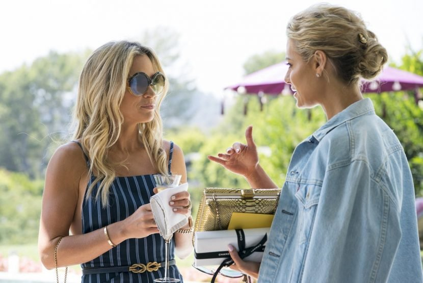A Deep Dive Into Whether Dorit From 'RHOBH' Follows Teddi On Instagram