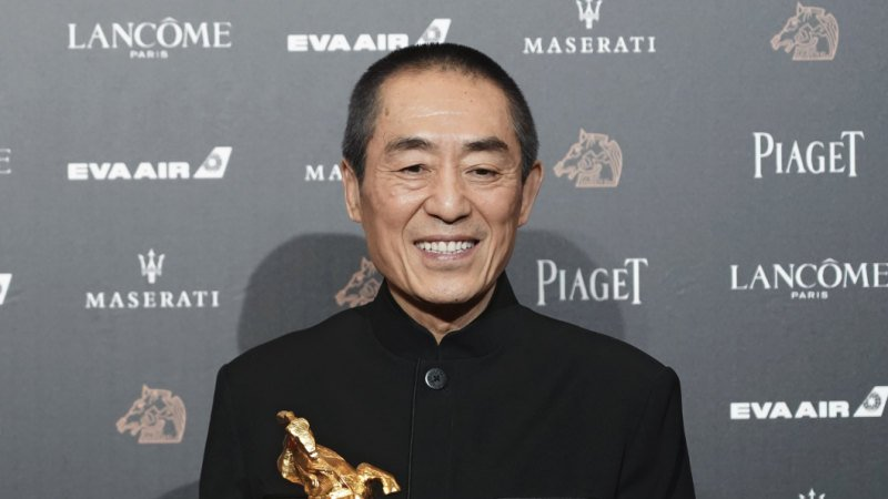 Famous Chinese film director's desert labour camp movie pulled
