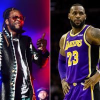 2 Chainz Teams With LeBron James for New Album 'Rap or Go to the League'