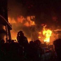 Fire kills dozens in centuries-old Bangladesh district