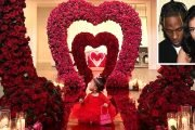 Kylie Jenner's Over-the-Top Valentine's Display Probably Cost $67,000, According to an Expert