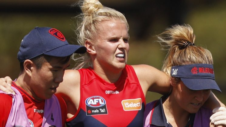 Season over for Demon Sloane after ACL injury