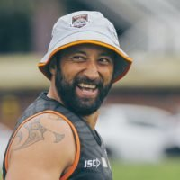 Playing in 2019 was an offer Tigers' Godfather Benji couldn't refuse