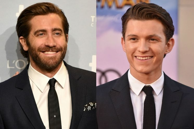 Jake Gyllenhaal & Tom Holland's Valentine's Day Exchange On Instagram Is Seriously The Best