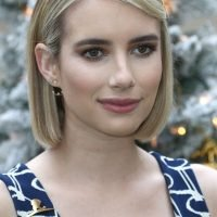 Emma Roberts' New Brunette Bob Proves That The Star Can Rock Any Hair Color
