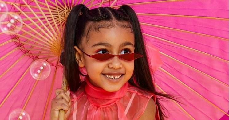 North West Lands Her First-Ever Solo Magazine Feature, and the Photos Are Way Too Adorable