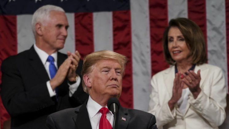 Trump's speech lacks global vision