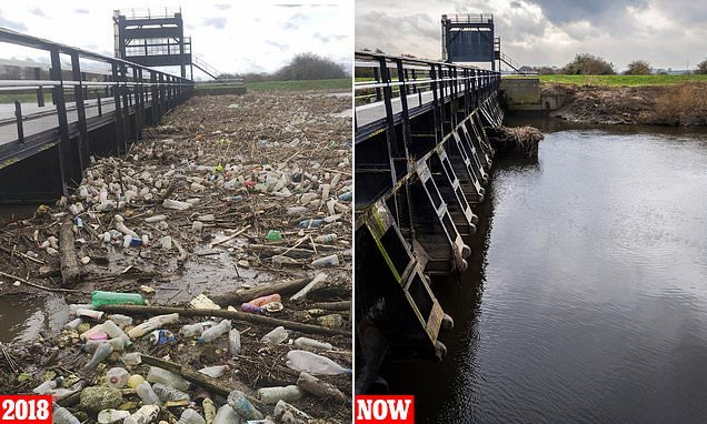 The Great British Spring Clean: Look what a difference you can make