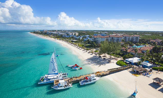 Discovering Sandals family-friendly resort in Turks & Caicos