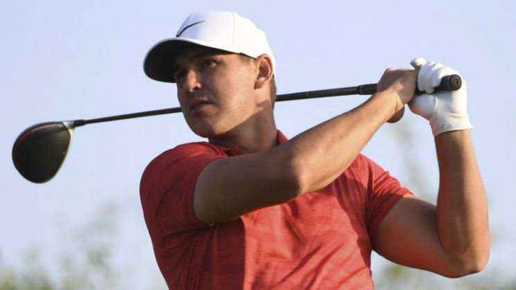 Disqualified Garcia acted like a child: Koepka
