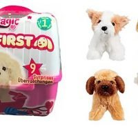 Toy maker recalls My First Puppy line as they could choke children