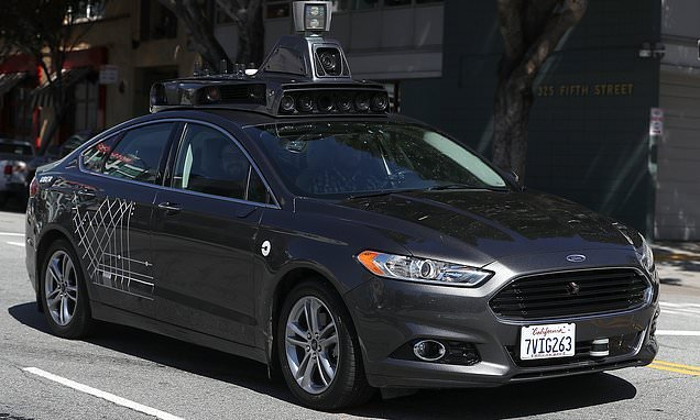 Driverless revolution will be car crash as safety rules are scrapped