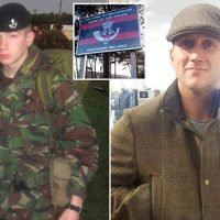 Soldier, 20, 'jumpy' following a tour of Afghanistan was found hanged