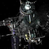 Scientists want to build a space station INSIDE an asteroid