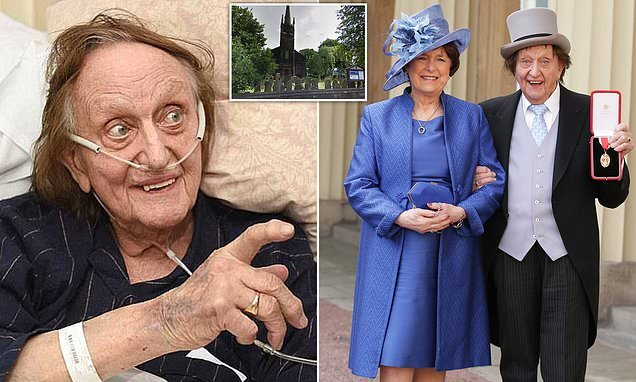 Sir Ken Dodd's £28million fortune will go to his beloved Liverpool