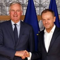 'No news is not always good news': Donald Tusk trolls PM over Brexit