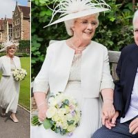 Elderly couple, aged 81 and 79, married after meeting in care home