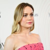 Brie Larson's Quotes About Weightlifting For 'Captain Marvel' In 'InStyle' Are Filled With So Much Pride