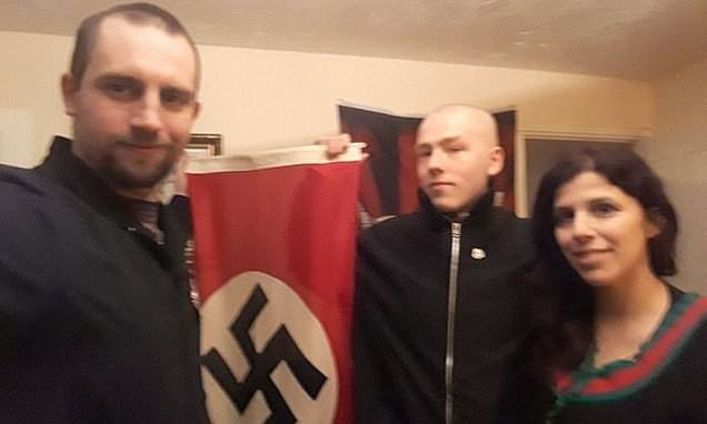 Children as young as 13 are being seduced into Neo-Nazi 'death cults'