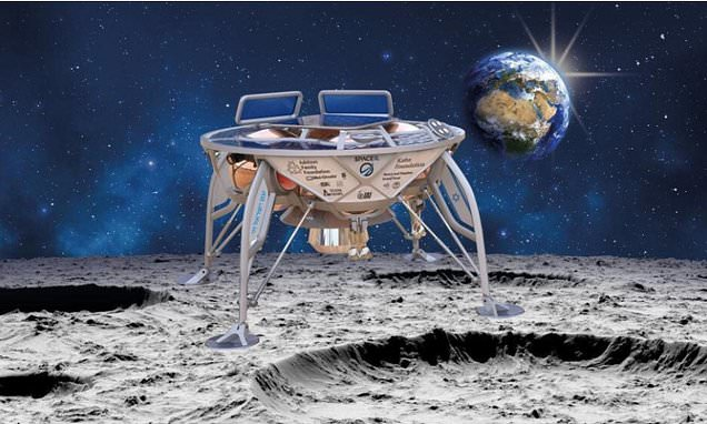 Israel's first private moon mission set to blast off this week