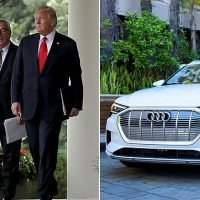 EU's Juncker expects Trump to refrain from imposing higher car tariffs