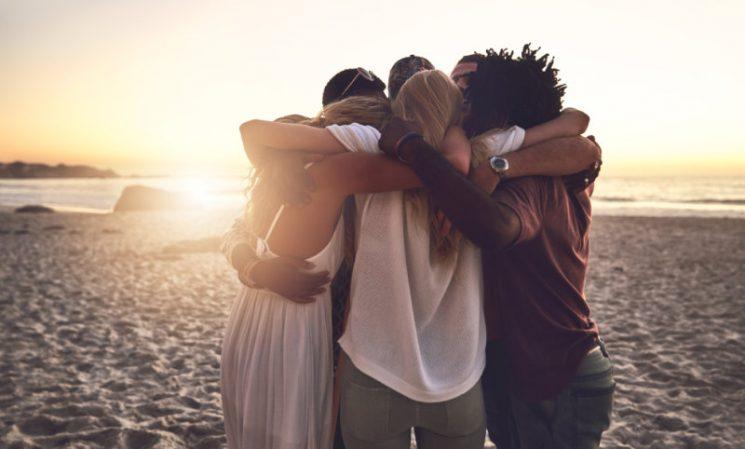 Hugs lift our mood, so why do they still feel so awkward?